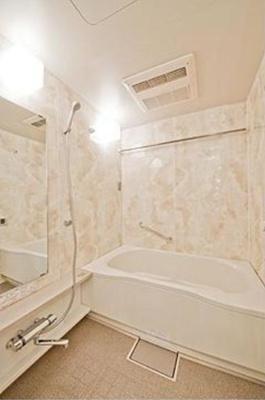 【浴室】隅田川パーク・ホームズ
