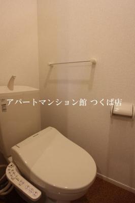 【トイレ】エレガントつくばⅢ