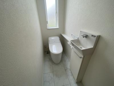 【トイレ】藤が丘戸建