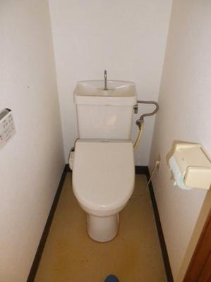 【トイレ】今橋コーポⅡ