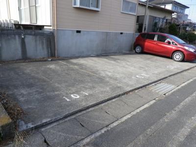 【駐車場】今橋コーポⅡ