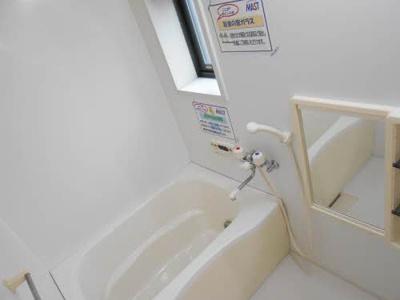 【浴室】プレミノール古三津C