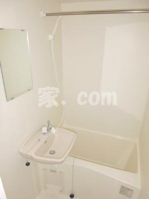 【浴室】レオパレス美行(39482-305)