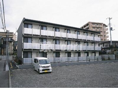 【外観】レオパレス美行(39482-305)