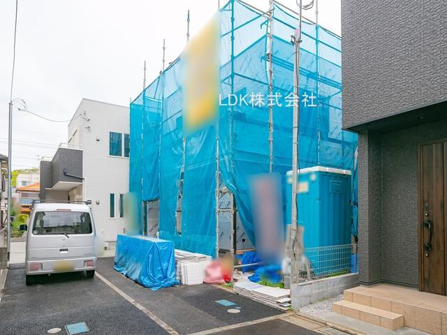 上棟   (撮影 21/03/16)