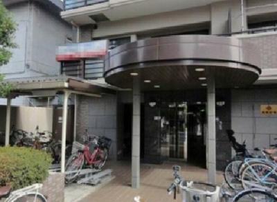 【エントランス】ユニライフ玉造駅前
