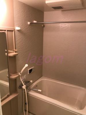 【浴室】アリス・マナーガーデン谷町