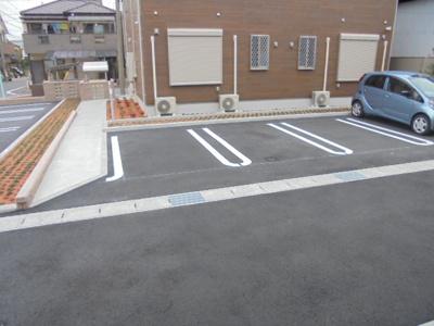 【駐車場】ユメゾン北