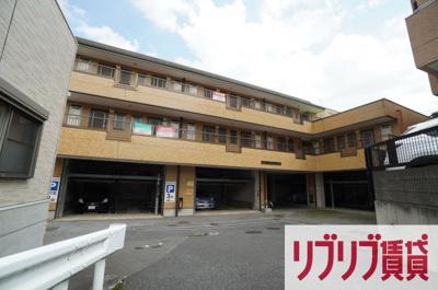 【外観】ヒルズ・オキマンション