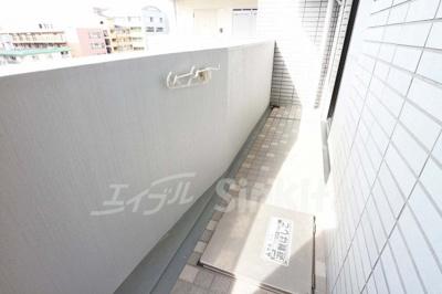 【バルコニー】ノルデンハイム新大阪