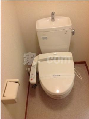 【トイレ】レオパレスアザレーア(40093-104)