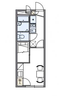 レオパレスアザレーア(40093-104)