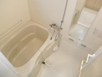 【浴室】クレイシア入谷