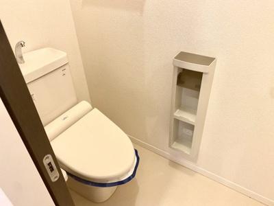 【トイレ】シャーメゾンラシュレ