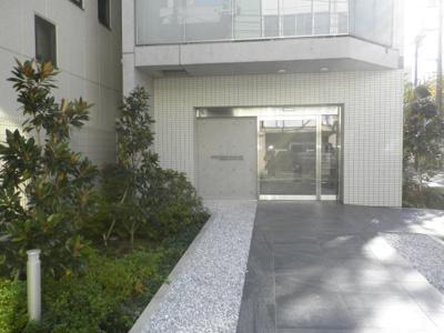 【エントランス】クレイシア入谷竜泉