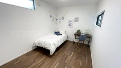 個人の部屋として使える洋室です。