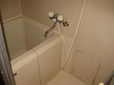 【浴室】メゾンルブラン
