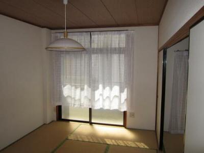 【寝室】清水ハイツ