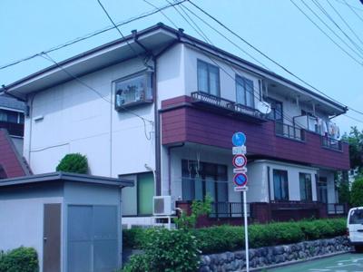 【外観】ロイヤルハイツ内山
