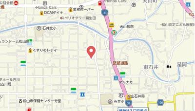【地図】エストラント森