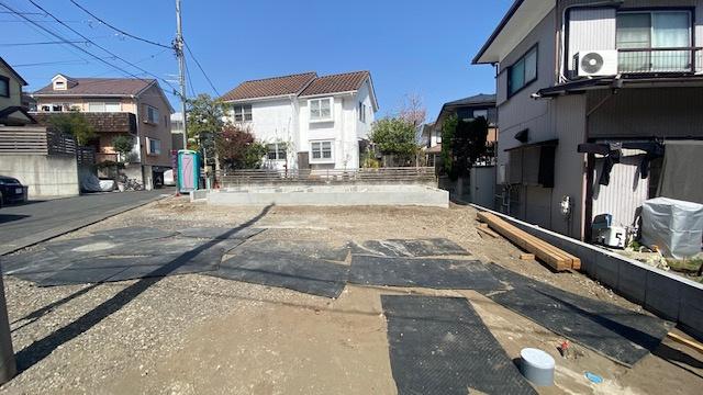 【外観】藤沢市鵠沼藤が谷3丁目 新築戸建て