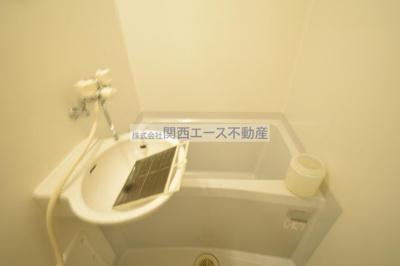 【浴室】レオパレスアルモニⅡ