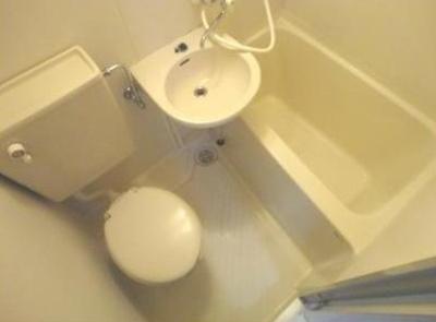 【浴室】ジョルジュ浅草