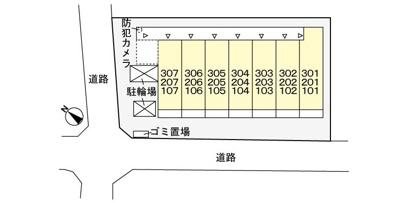 【区画図】フルリール