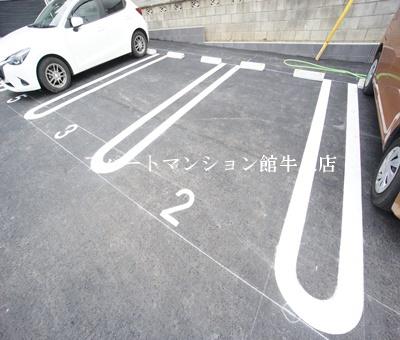 【駐車場】GrandslamⅡ
