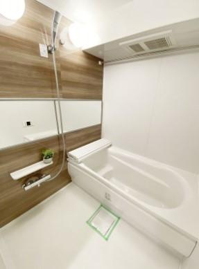 【浴室】小日向ハイツ