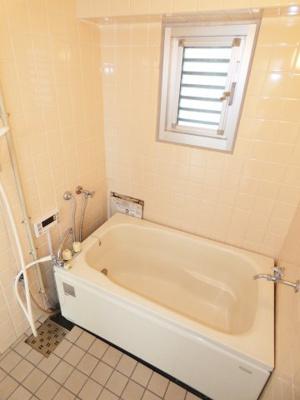 【浴室】落合団地3-4-2号棟