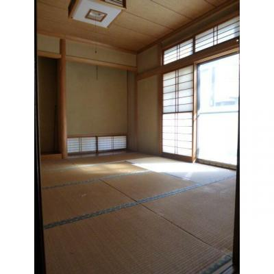 【寝室】六浦東戸建