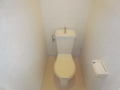 【トイレ】レジデンス王子