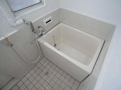 【浴室】鶴甲コーポ 1号棟 - 34号棟