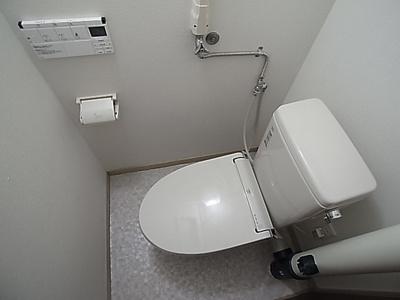 【トイレ】鶴甲コーポ 1号棟 - 34号棟
