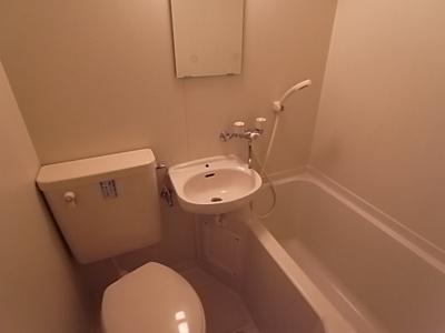【浴室】川島第12ビル