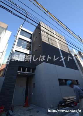 【外観】ラピス原宿Ⅰ