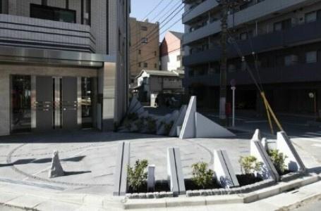 【エントランス】スパシエ蒲田グランドタワー