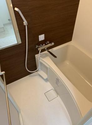 【浴室】スパシエ蒲田グランドタワー