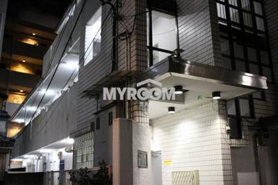 【外観】ハイグレース北新宿