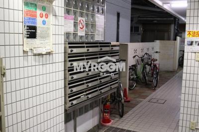【設備】ハイグレース北新宿