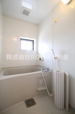 【浴室】フローラルビレッジ Ⅰ番館