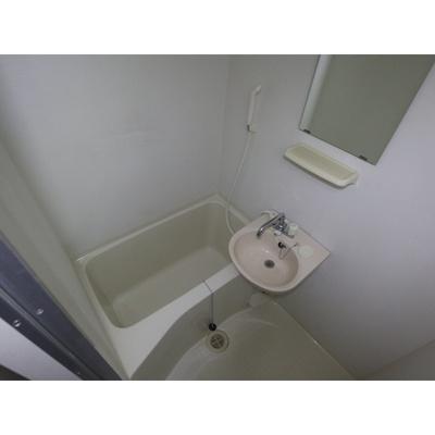 【浴室】レオパレス若宮北