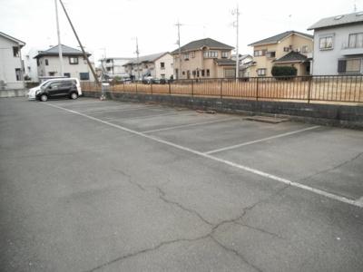 【駐車場】第三松本ハイツA