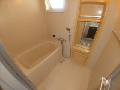 【浴室】ドミール池尻