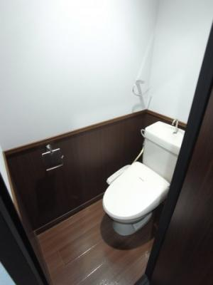 【トイレ】タウンM&E B棟