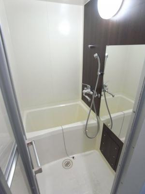 【浴室】タウンM&E B棟