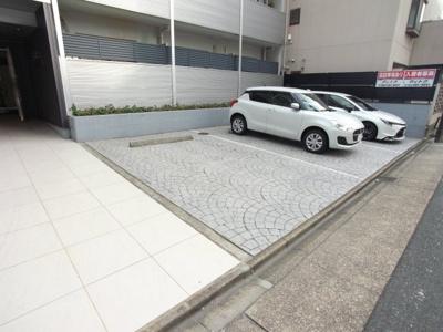 【駐車場】タウンM&E B棟