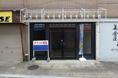【外観】下神田町貸店舗・事務所