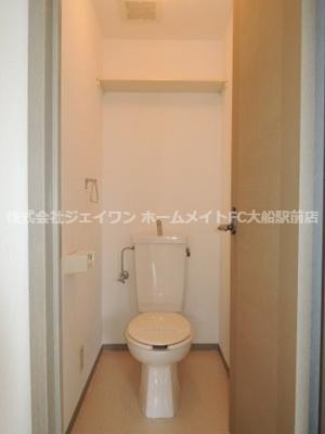 【トイレ】ピア・フォンテーヌ